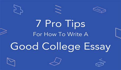 Admissions Essays - ThoughtCo
